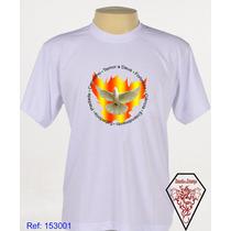 Camiseta Religiosa Sagrado Espirito Santo