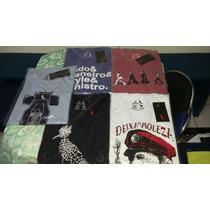 20 Camisas Osklen Reserva Calvin Klein E Johnjohn Originais