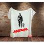 Camiseta Feminina Gola Canoa Mad Max Filme Cinema Novo Legal