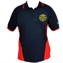 Camiseta Polo Do Bombeiro
