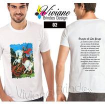 Camisas Personalizada São Jorge Lindas & Confortáveis!