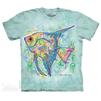 Camiseta Dean Russo Angel - Peixe - The Mountain