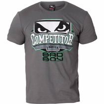 Camiseta Bad Boy Competitor Cinza Gg2