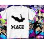 Skate Camisetas E Baby Look Skate Urbano City Radical