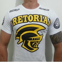 Camisa Camiseta Pretorian Mma Competidor Luta Boxe Jiu