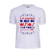 Camisas Camisetas Jesus Deus Frases Gospel Evangelica Fé