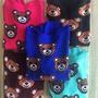 Blusa De Frio Ursinho Ted Moda Feminina De Lã Trico