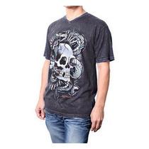 Camiseta Ed Hardy Tam G Importado 100% Original!