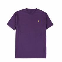 Camiseta Básica Polo Ralph Lauren: Tamanho M Nova Original