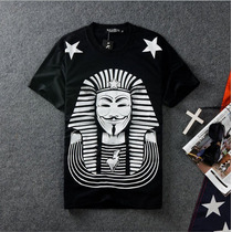 Camisa Swag, V For Vendetta, Camiseta Martone, Hip Hop,funk