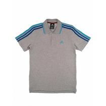 Camiseta Polo Adidas Tamanho (p) 100% Original