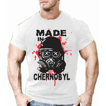 Camisa Camiseta Masculina Musculação Academia Malhar Top