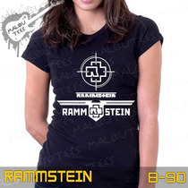 Baby Look Rammstein Acdc Of A Down O Rappa Avenged