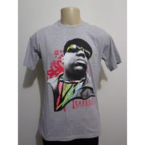Camiseta Chronic The Notorious Big Rap Hip Hop Crazzy Store