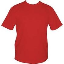 Camiseta Lisa 100% Algodao Malha 30/1 Penteada Cores Diversa