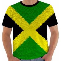 Camisa Camiseta Baby Look Regata Jamaica Bob Marley Reggae 9