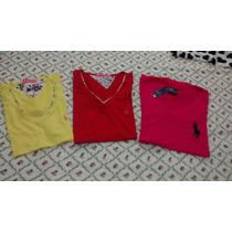 Réplicas Camisetas Femininas E Masculinas 49,90