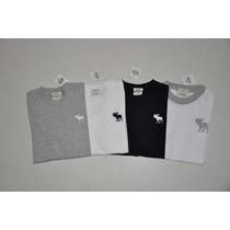 Camiseta Infantil Abercrombie - Cores - Original Importada