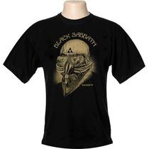 Camiseta Tony Stark Black Sabbath Frete Grátis!!!
