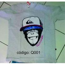 Camiseta Quiksilver, Volcom,rip Curl , Reef , Hang Loose