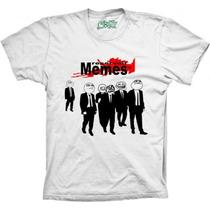 Camiseta Memes Reservoir Camisa Memes