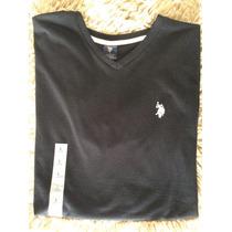 Camiseta Raulph Lauren Gola V.original