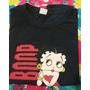 Camiseta Betty Boop Feminina Serve Para Quem Veste P