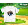 Camiseta Como Alvin Os Esquilos Infantil Personagem Desenho