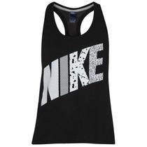 Camiseta Regata Nike Mixed Print Feminina