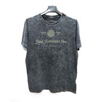 Mh Multimarcas - Camiseta Estonada Base Dudalina Original