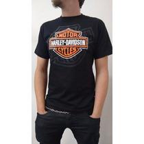 Camiseta Harley Davidson Motociclismo Motos Liberdade