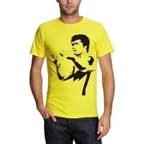 Camisa Bruce Lee Silk Screen