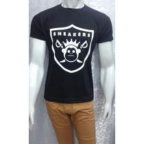 Camiseta Kings Sneakers Escudo