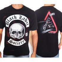 Camiseta De Banda - Black Label Society