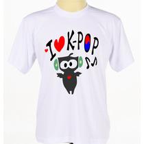 Camiseta Camisa Personalizada Banda Reggae Rock K Pop