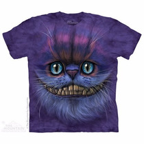 The Mountain Big Face Cheshire Cat T-shirt