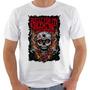 Camiseta My Bullet For My Valentine - Color - Modelo 12