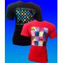 Kit C/10 Camisetas Masculinas R$ 137,90 Liquidação