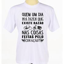 Camiseta Camisa Frases Banda Rock Pop Legião Urbana
