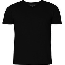 Camisetas Decote V ( G5 Ao G8.)