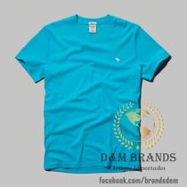 Camisetas Abercrombie, Hollister E Aéropostale Originais