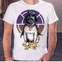 Promoção! Camiseta Masculina Pug Vader