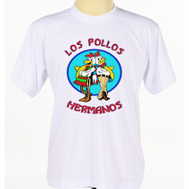 Camisa Los Pollos Hermanos Camiseta Personalizada