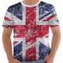 Camiseta Reino Unido Uk Union Jack Inglaterra British 7