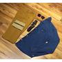 Conjunto Camisa Jeans Original E Calça Sarja Moda Masculina