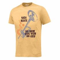 Camisa Blusa Cristã Evangélica Gospel Jesus, Som Do Céu