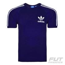 Camiseta Adidas Sport Essentials Originals Marinho