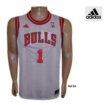 Camiseta Regata Chicago Bulls Importada Eua Frete Gratis!!!