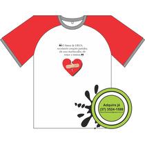 Camisa - O Amor De Deus Reconstrói...
