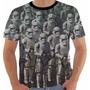 Camisa Camiseta Star Wars Stormtrooper Guerra Nas Estrelas